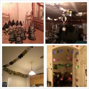 NYE Decorations