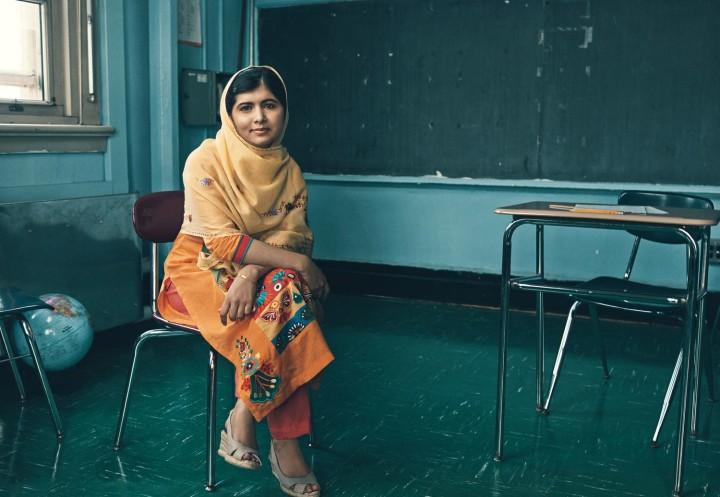 Malala Yousafzai's Last Day ofSchool