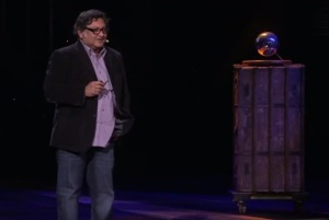 Sugata Mitra: Build a School in the Cloud | TED