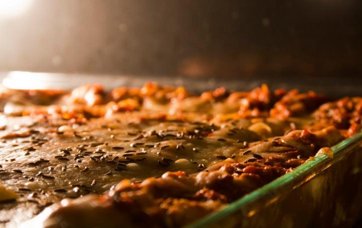 Easy Peasy Vegetarian Recipes: SpinachLasagna
