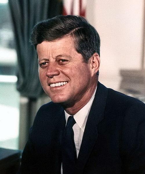 """""""V"""" is for Vitality: RememberingJFK"""