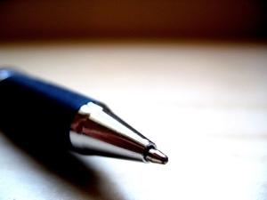 writing-pen