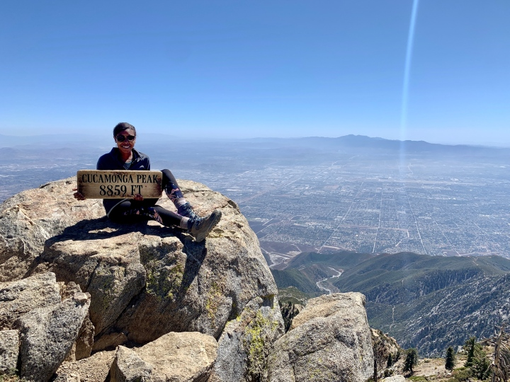 Six-Pack of Peaks Challenge: CucamongaPeak