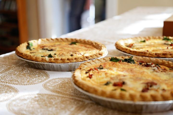 """Q"" is for Quiche… And The Realization That Times Have Changed"