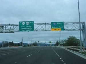 oregon road signs