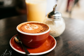 Cappuccino at Gnome Surry Hills by Sacha Fernandez, via Flickr