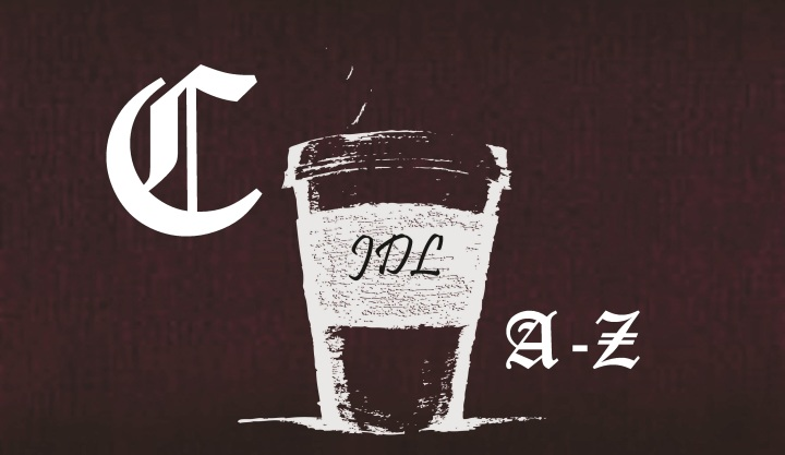 """""""C"""" is forCoffee"""